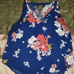 Old navy tank top large